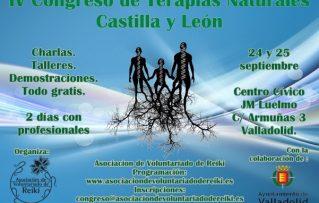 IV Congreso de Terapias Naturales Castilla y León