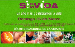Dia Internacional de la Vida – Madrid