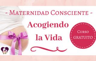 """19 de junio, comenzamos Curso Gratuito """"Acogiendo la Vida"""", ¡apúntate!"""